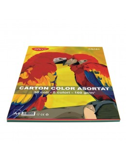 CARTON COLOR ASORTAT CN161