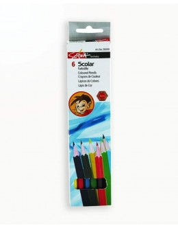 CREIOANE COLOR SCRIVA 6/SET